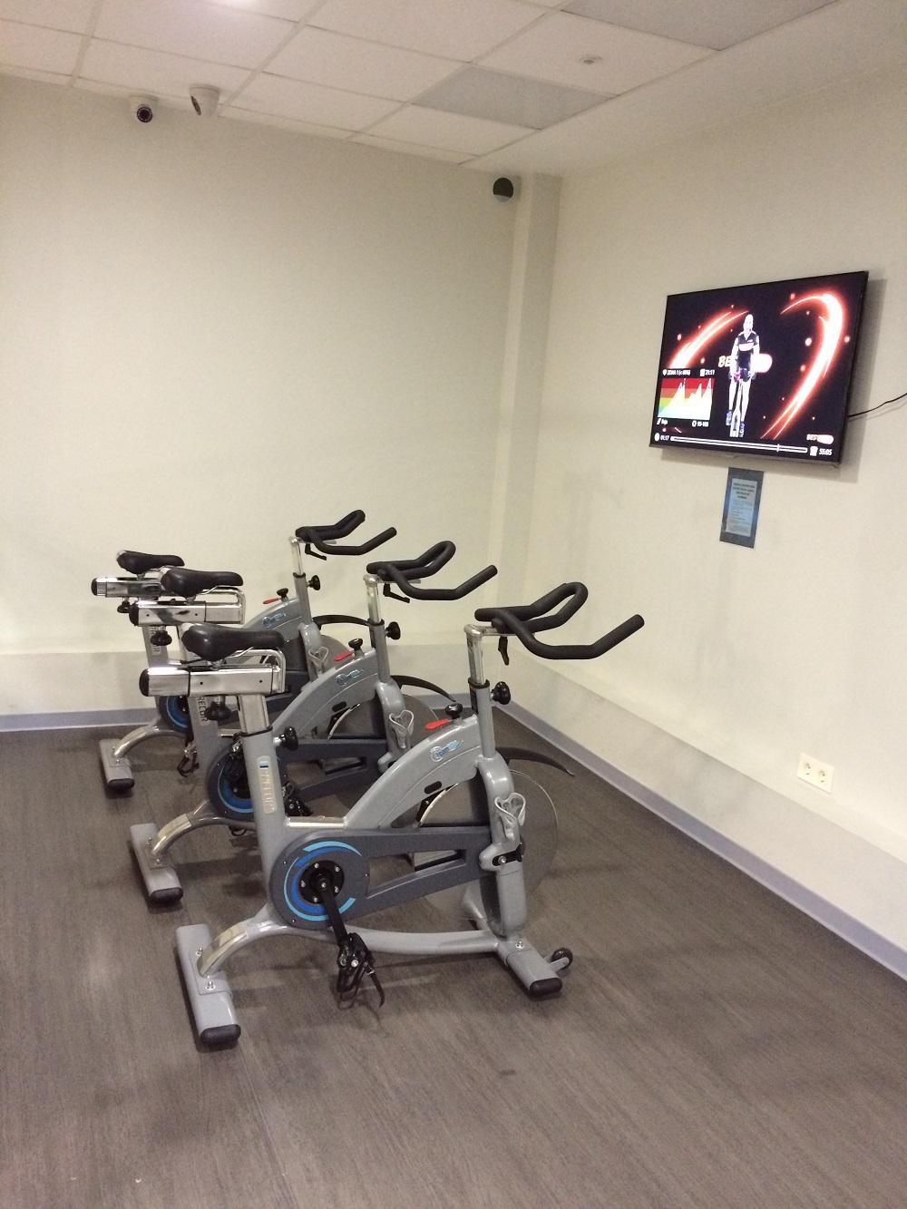 Infinit fitness santa engracia for Gimnasio 24 horas logrono
